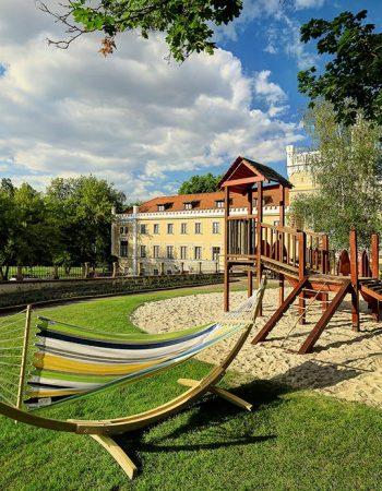 Dovolená na zámku v Praze