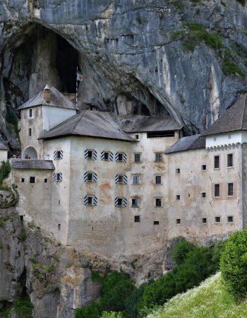 Jeskyně Postojna Slovinsko