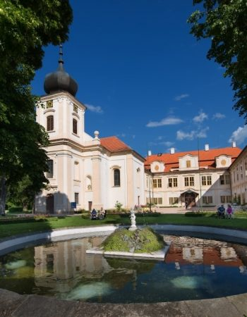 Pobyt na zámku Loučeň