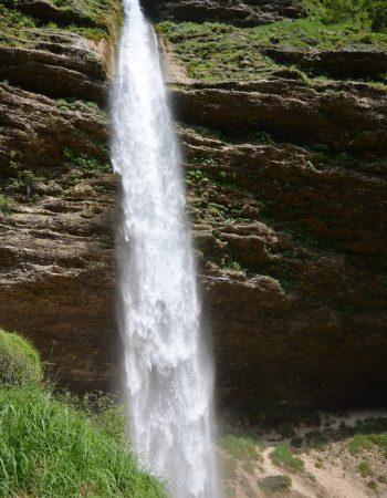 Vodopád Peričnik